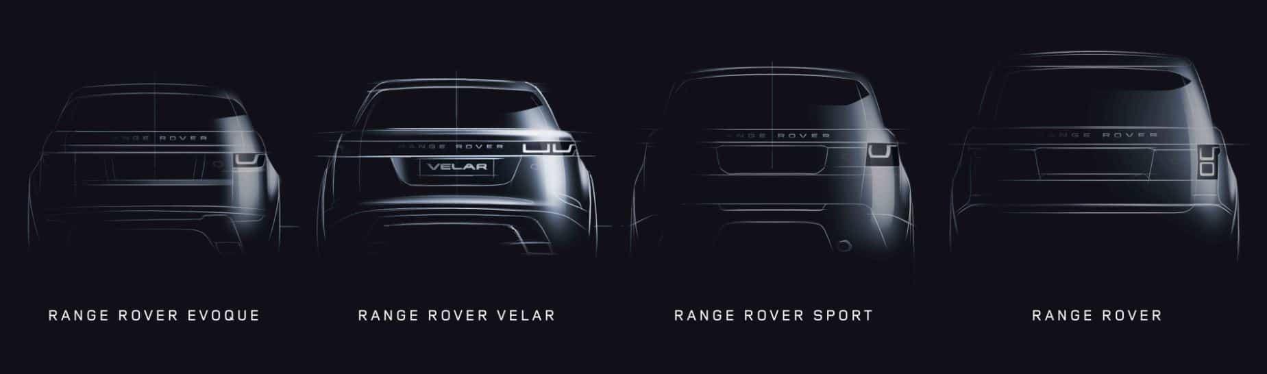 Familia Range Rover 2017