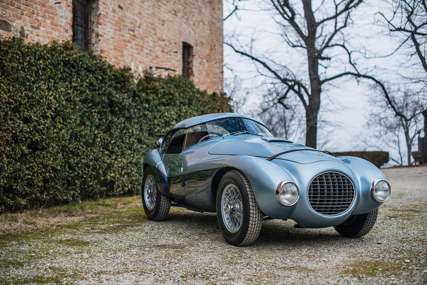 Ferrari 166 MM:212 Uovo