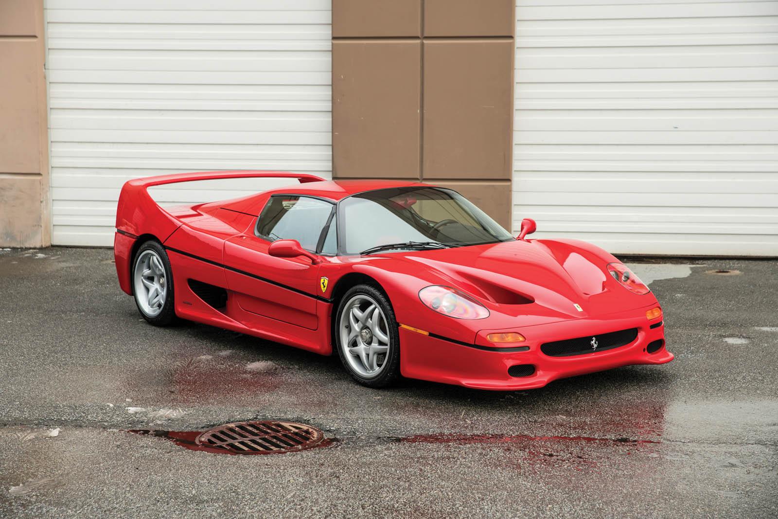 Ferrari F50 Mike Tyson-1