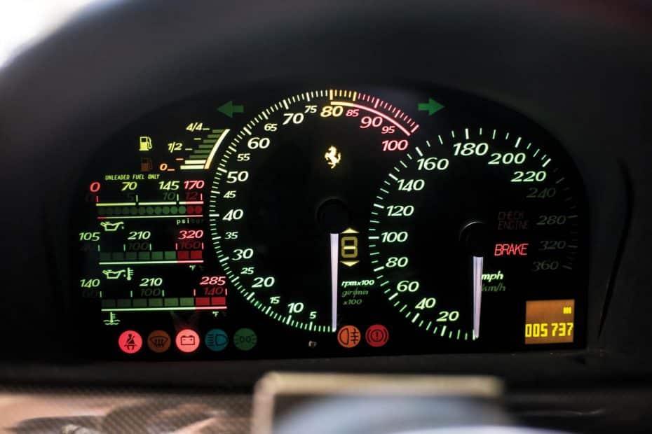 Un extrabajador de Ferrari demanda a la marca por trucar los cuentakilómetros de sus deportivos