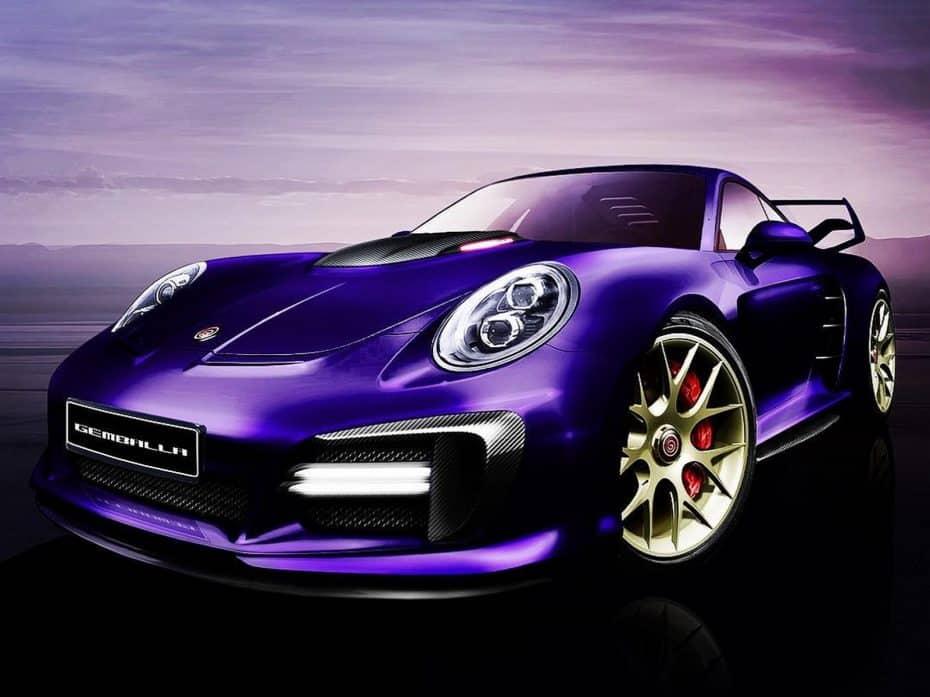 Así es el Gemballa Avalanche: Un Porsche 911 con esteroides y más de 800 CV que veremos en Ginebra