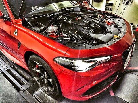 Pogea Racing ha transformado el Alfa Romeo Giulia Quadrifoglio en un monstruo ¡de 612 CV y 750 Nm!