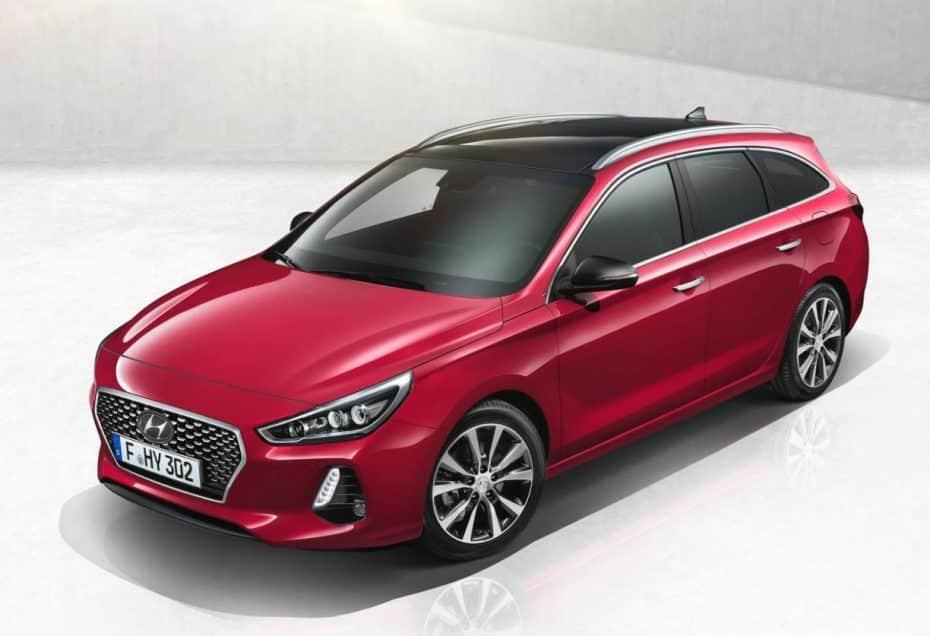 ¡Oficial!: Así es el Hyundai i30 Tourer y ojo porque anuncia un maletero con 602 litros de capacidad…