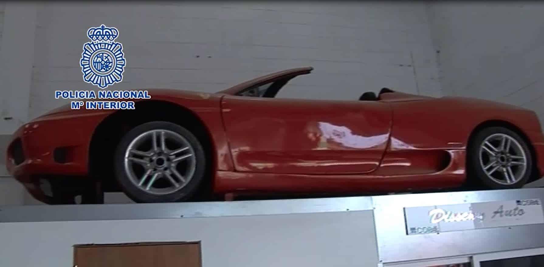 Imitación Ferrari 1