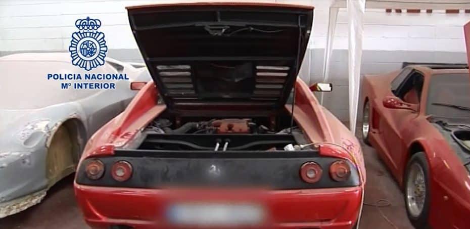 Así eran las imitaciones de Ferrari y Lamborghini que se fabricaban en Sils, Girona