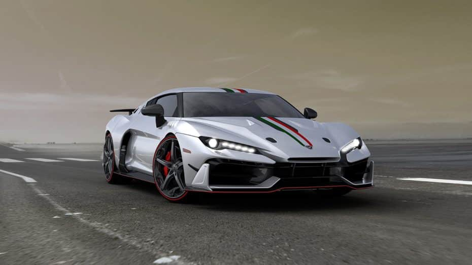 Italdesign Automobili Speciali nos revela el aspecto de su bestia: Un V10, mucha fibra y solo 5 unidades
