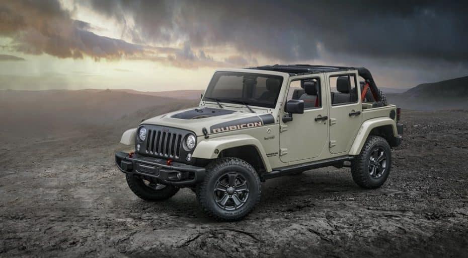 Jeep Wrangler Rubicon Recon: La bestia, todavía más campera y equipada