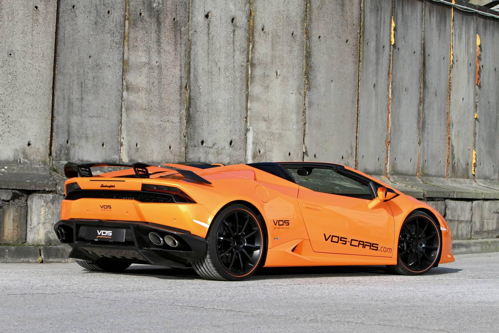 Lamborghini Huracan Spyder VOS Performance-9