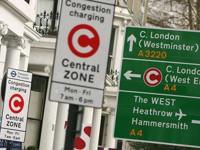 Nuevos peajes de hasta 27,85 euros al día por acceder a Londres en un vehículo contaminante