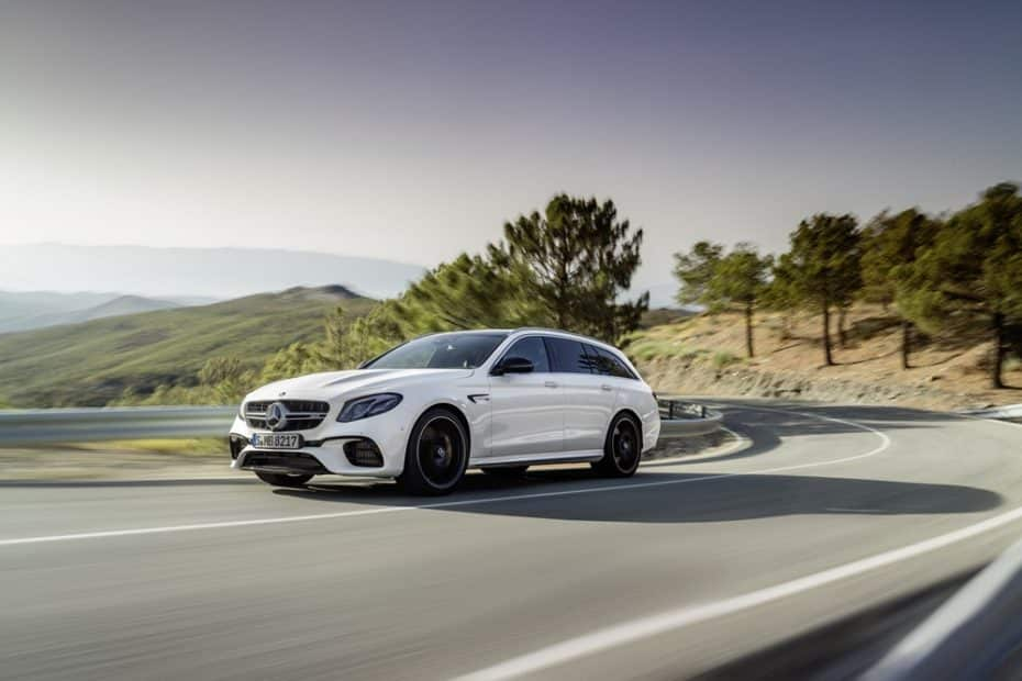 Mercedes-AMG E 63 4MATIC+ y E 63 S 4MATIC+ Estate: El Clase E familiar más potente jamás visto