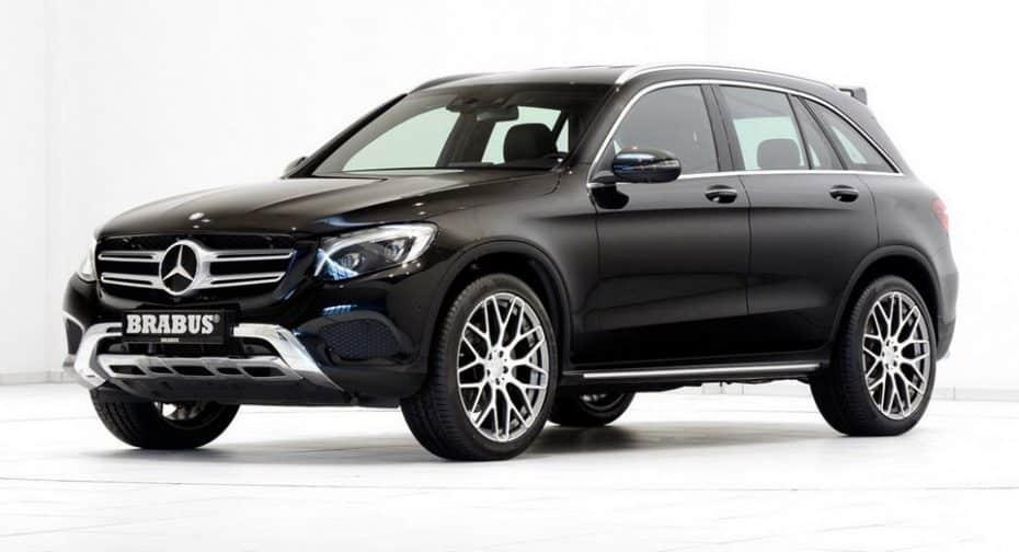 BRABUS se atreve con el Mercedes-Benz GLC Y GLC Coupé: Ahora más potentes y de corte deportivo