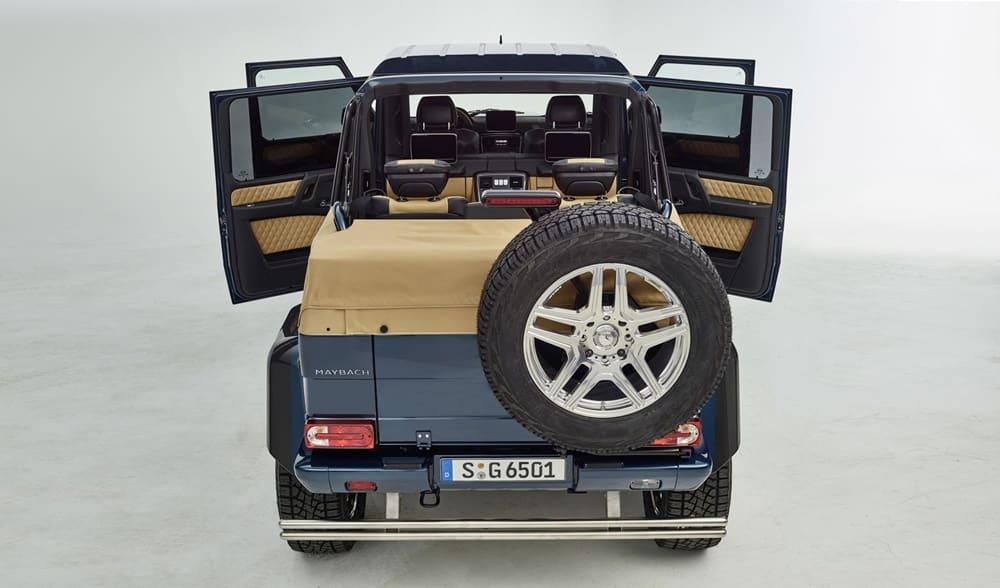 Mercedes-Maybach G 650 Landaulet (18)