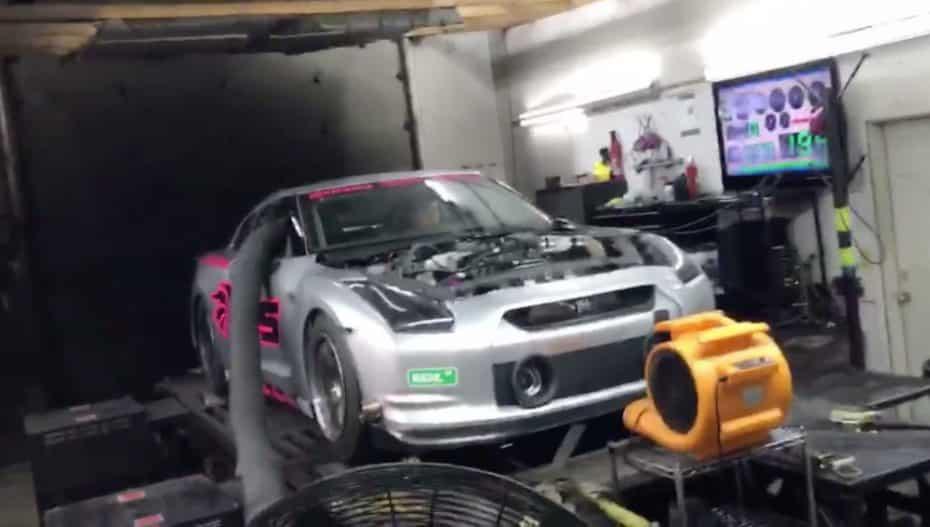 ¿Un Nissan GT-R de 3.000 caballos? Así es la bestia de 'Extreme Turbo Systems' lista para volar