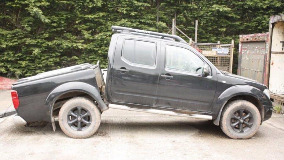 ¿Pick ups que se parten por la mitad? Los propietarios afectados piden a Nissan que actúe urgentemente