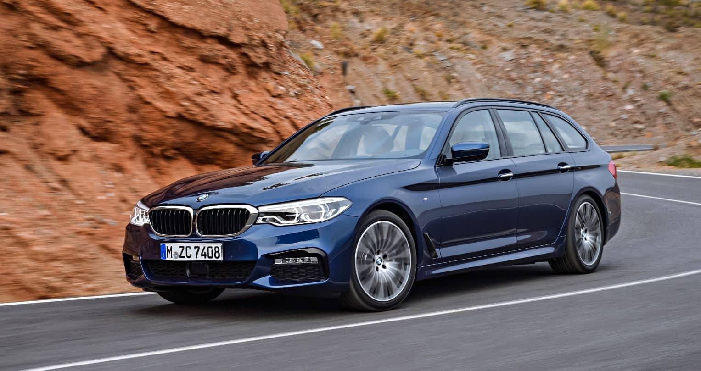 Nuevo BMW Serie 5 2017 12