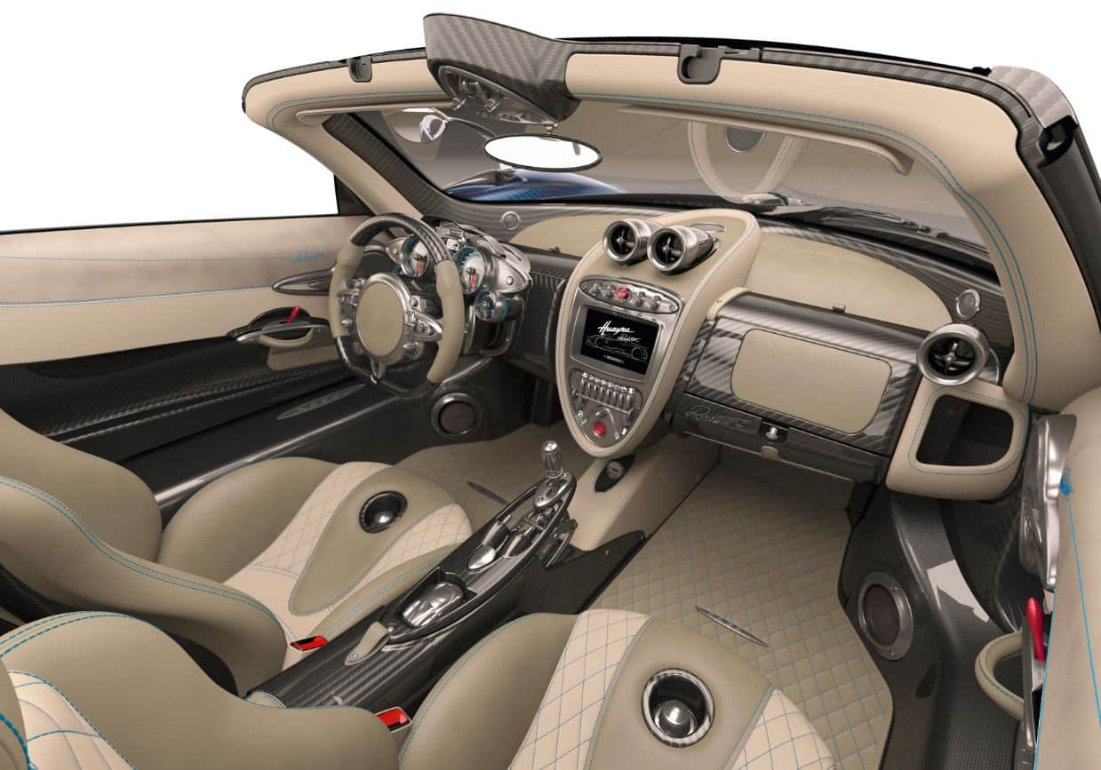 Nuevo Pagani Huayra Roadster 14