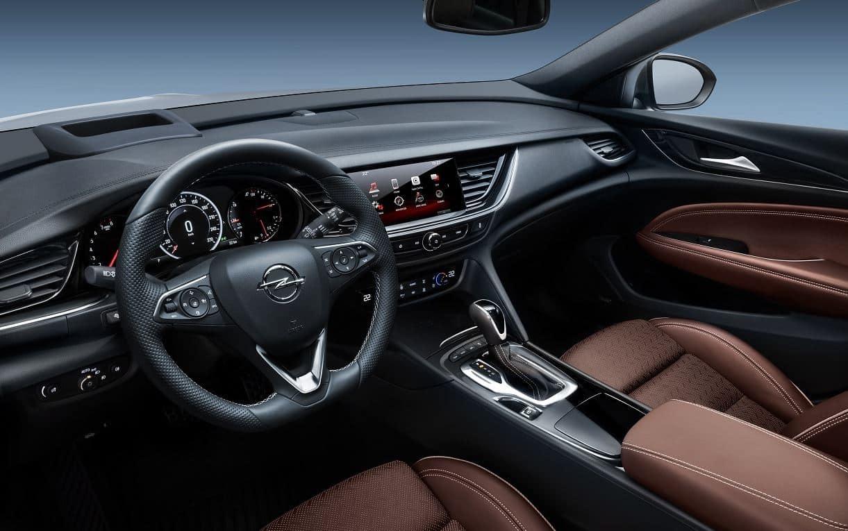 Opel Insignia Sports Tourer 10