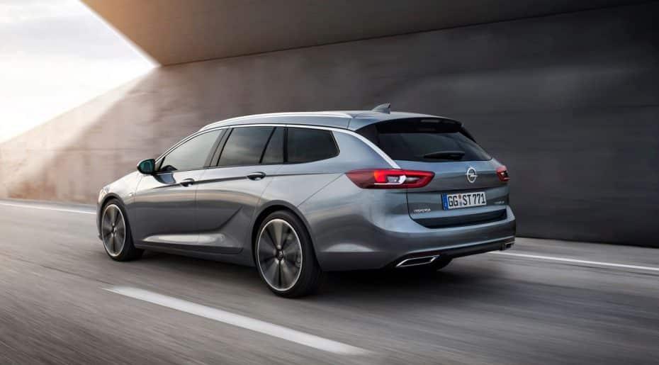Así es el Opel Insignia Sports Tourer: ¿Se convertirá en el familiar más atractivo?