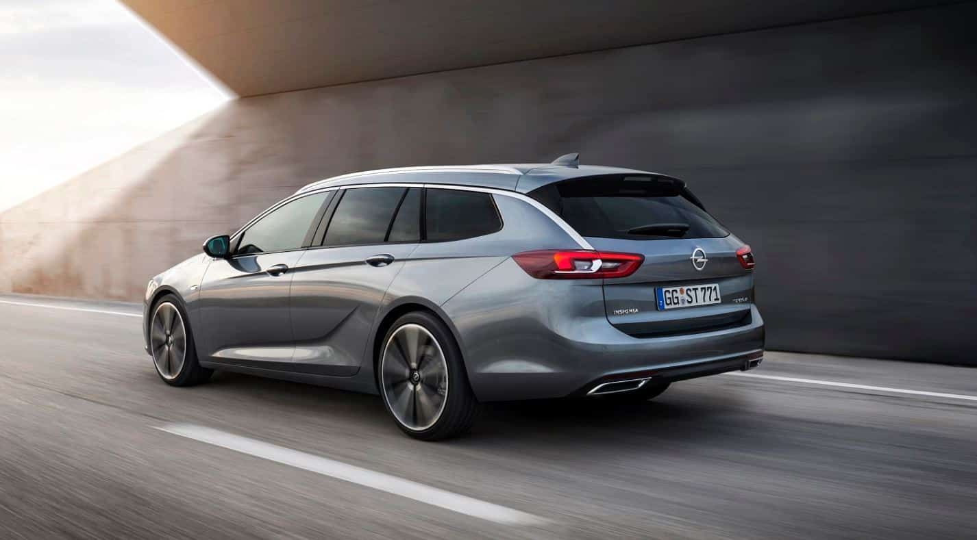 Opel Insignia Sports Tourer 5