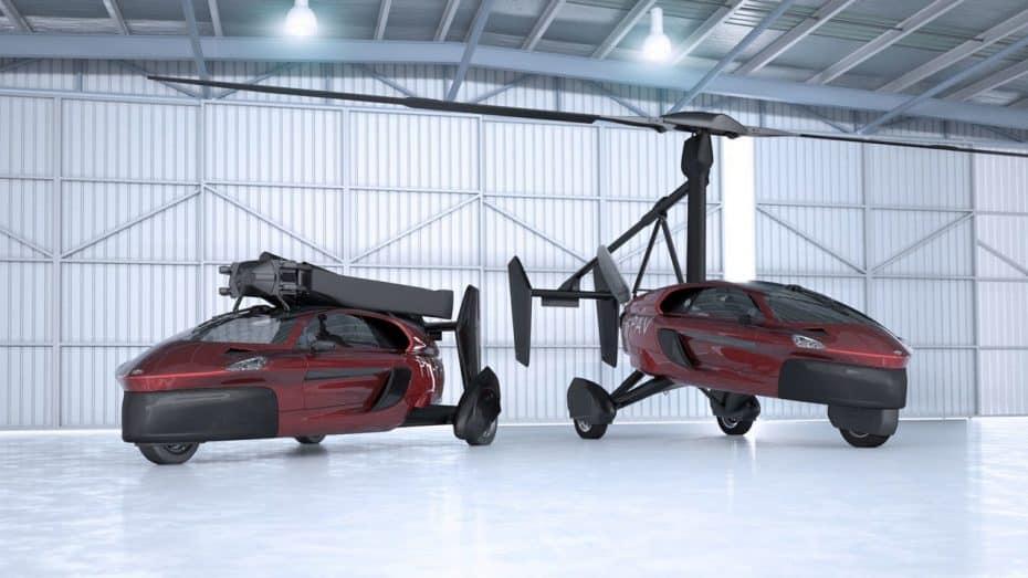 El primer coche volador del mundo ya se vende en España: Podrás encontrarlo en Marbella