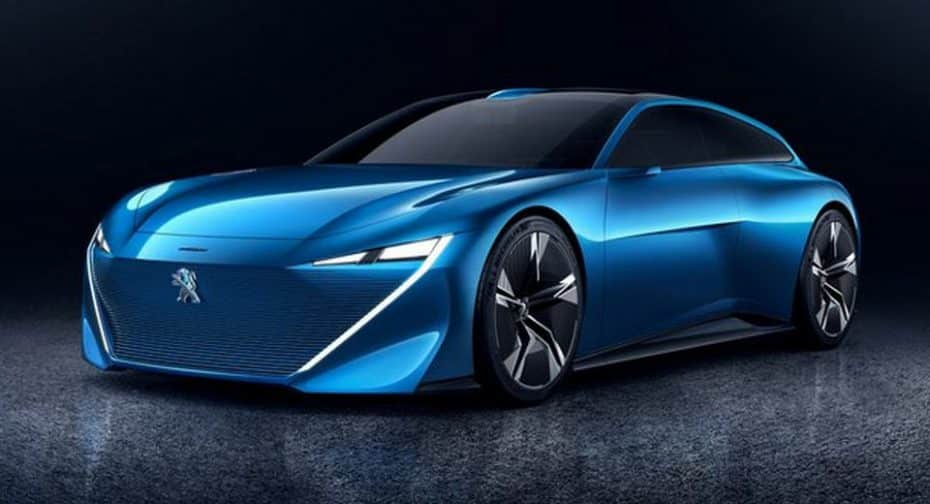 Peugeot Instinct Concept: Deportivo, futurista y, como no, autónomo