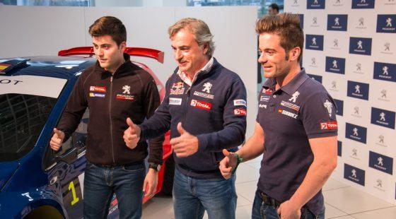 Peugeot Racing Team 2017-19