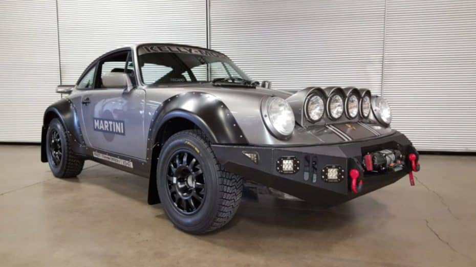 Safari RS Version 2.0: El Porsche 964 off-road definitivo para llegar hasta el fin del mundo