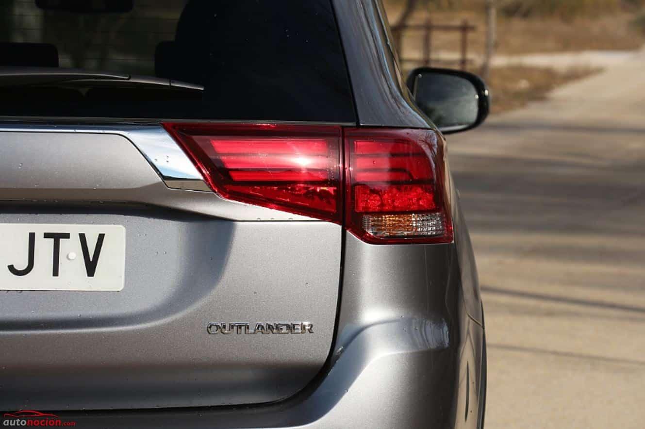 Prueba Mitsubishi Outlander 14