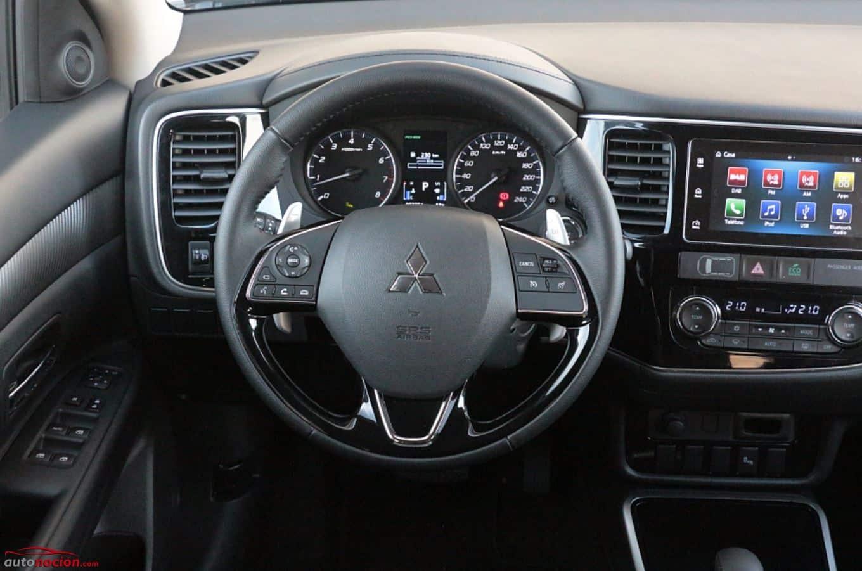 Prueba Mitsubishi Outlander 21