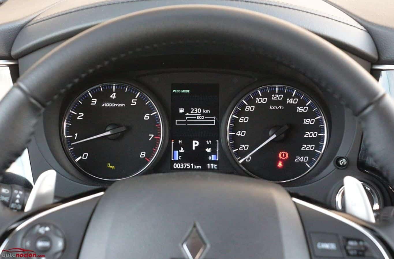 Prueba Mitsubishi Outlander 22
