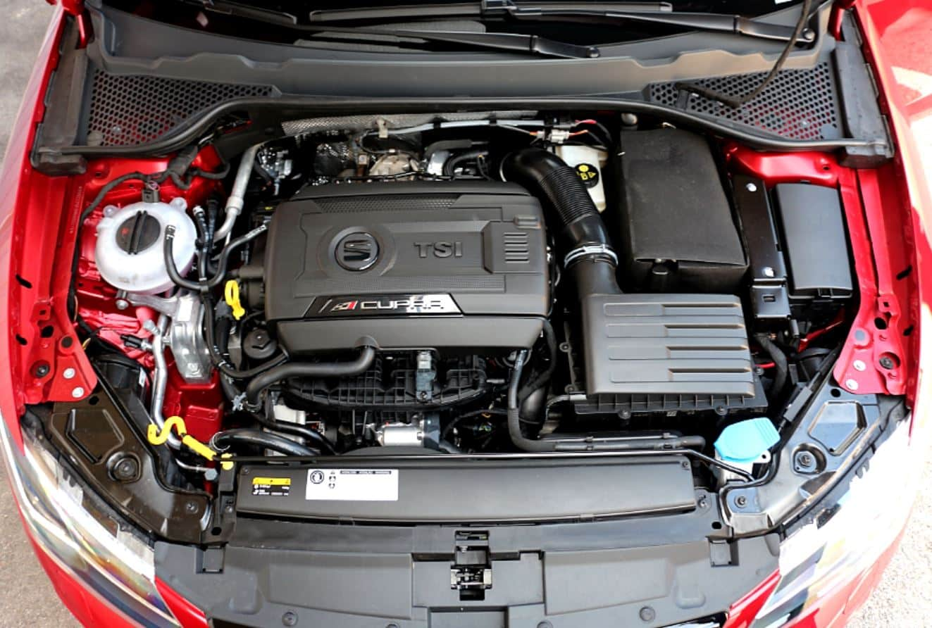 Prueba Seat León CUPRA 300 27