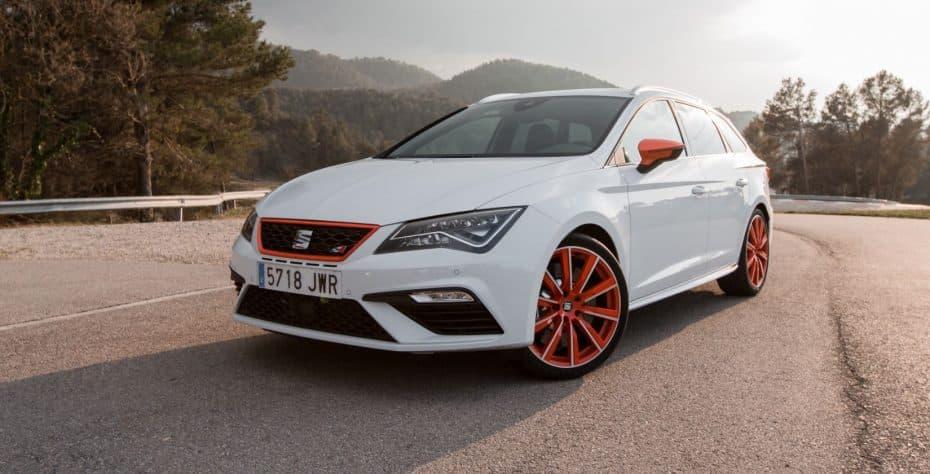 Prueba SEAT León CUPRA 300 CV Performance Pack: Sí, es una bestia…