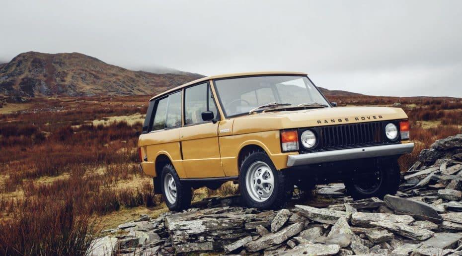 Range Rover Reborn: Las restauraciones fieles al original arrancarán en los 158.533 euros