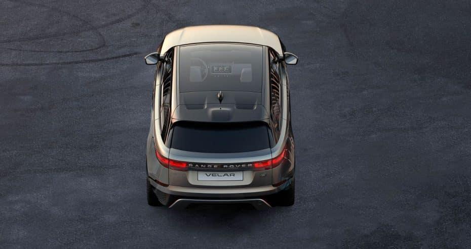 Range Rover Velar: El cuarto modelo de la familia irá entre el Evoque y el Sport