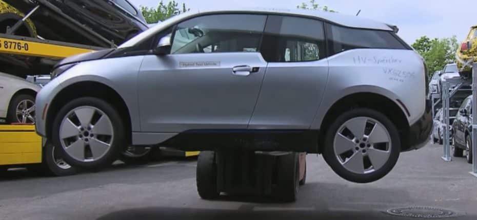 BMW asegura poder reutilizar el 95% de un i3: Así es el proceso de reciclado de la marca bávara