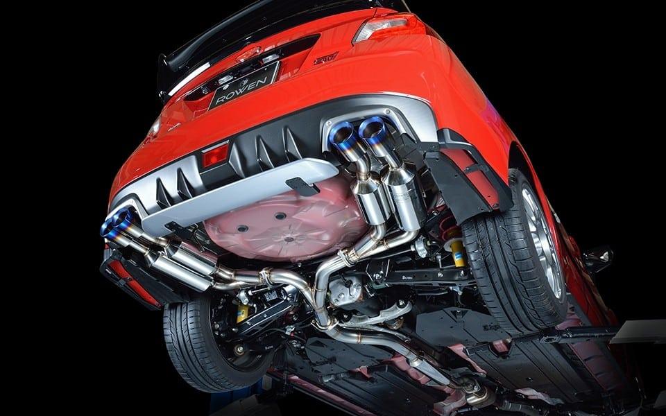 Subaru WRX STI Rowen International-7