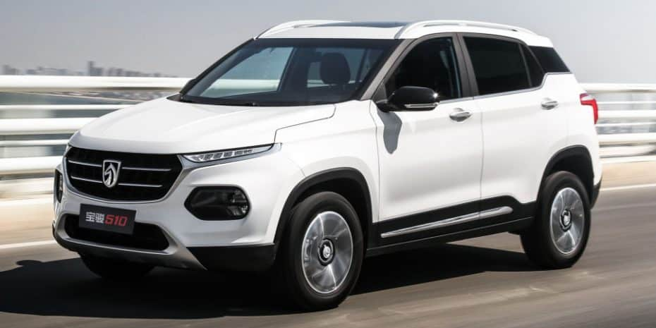 Nuevo Baojun 510 SUV, el todocamino «perfecto» por sólo 7.550 €