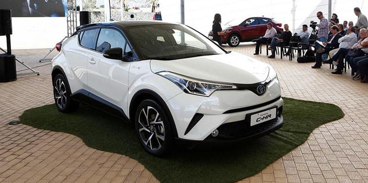 Si vives en Canarias, puedes comprar el Toyota C-HR sin motor híbrido