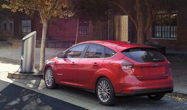 El Ford Focus Electric mejora sus cifras: Llegará a Europa este año