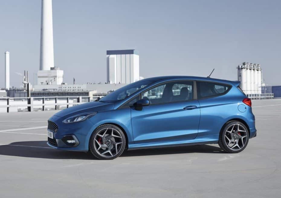 Aquí está el nuevo Ford Fiesta ST: Estrena bloque 1.5 Ecoboost con 200 CV