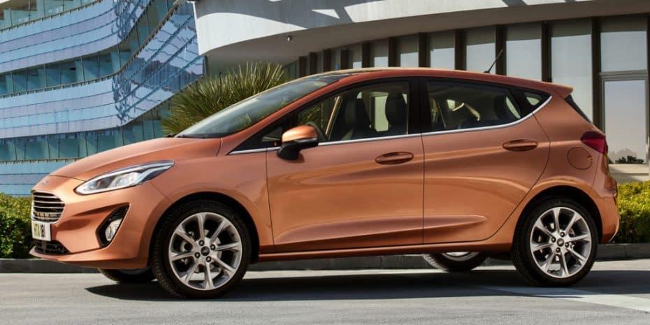 El nuevo Ford Fiesta ya tiene precios para Francia