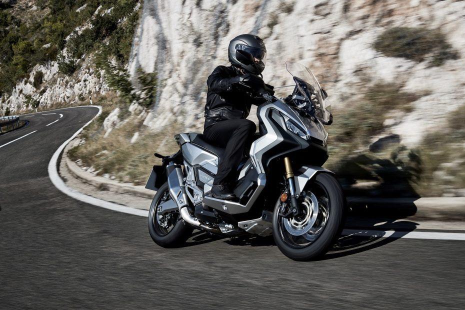 El exótico Honda X-ADV llegará a España en abril: Único en su especie
