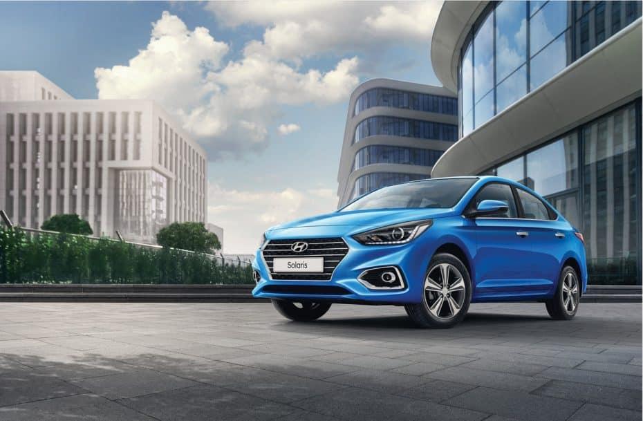 Este es el nuevo Hyundai Solaris, la berlina súper-ventas de coste contenido