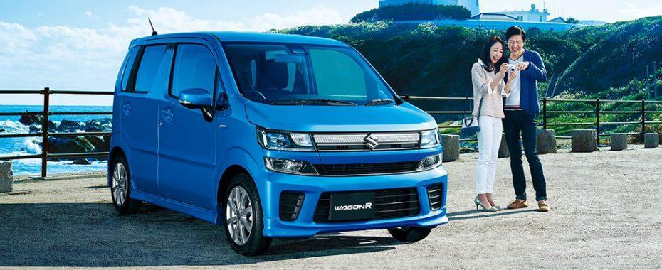 Así es la nueva generación del Suzuki Wagon R: De momento sólo para Japón