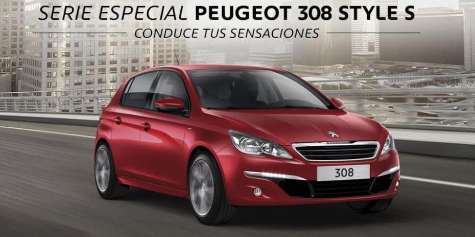Nueva serie especial «Style S» para los Peugeot 208 y 308