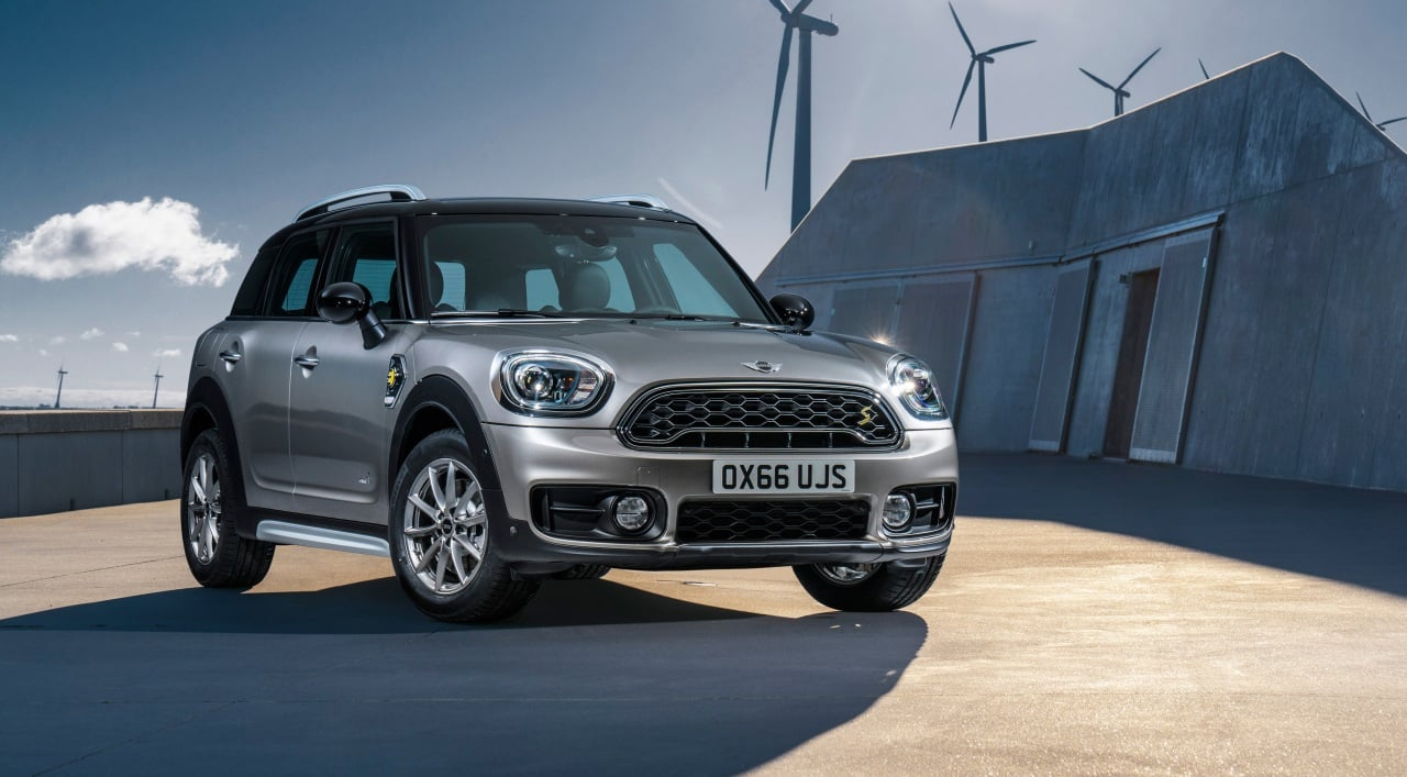 ya puedes reservar el nuevo mini countryman cooper se hybrid. Black Bedroom Furniture Sets. Home Design Ideas