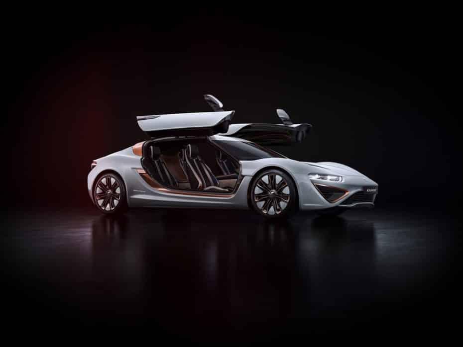nanoFlowcell Quant 48 Volt: El deportivo eléctrico con baterías de flujo que alcanza los 760 CV