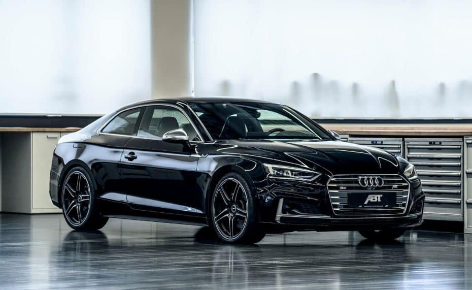 ABT mete mano al nuevo Audi S5, le saca 420 CV y dicen que «no están sobrecargados»…
