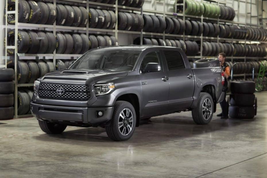 Toyota presenta en Chicago los Tundra y Sequoia con sello TRD Sport