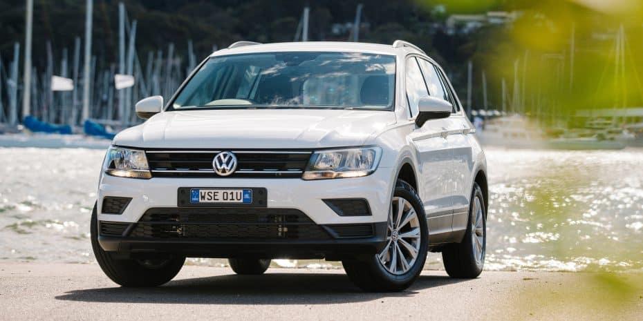 El Volkswagen Tiguan estrena serie especial «Black&White»